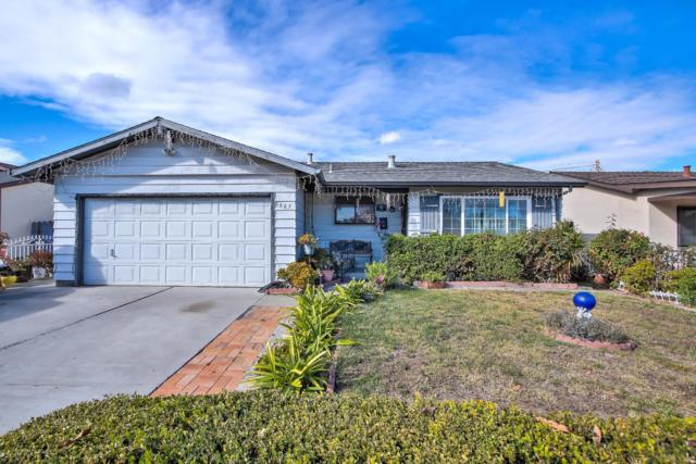 1667 Tampa Ct, San Jose, CA 95122 (#ML81685045) :: The Goss Real Estate Group, Keller Williams Bay Area Estates
