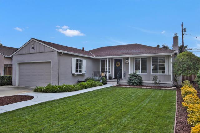 2410 Woodland Ave, San Jose, CA 95128 (#ML81685047) :: The Goss Real Estate Group, Keller Williams Bay Area Estates