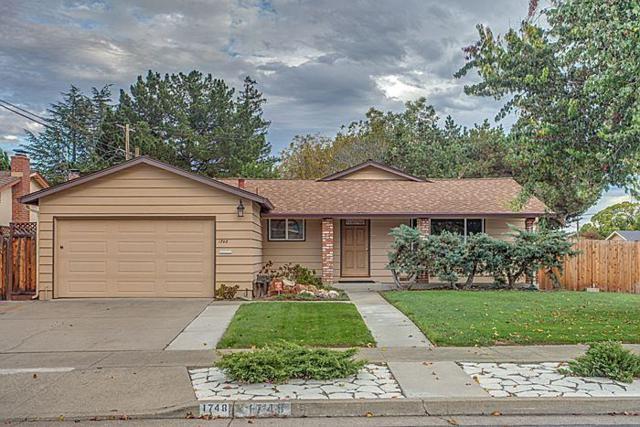 1748 Hayford Dr, San Jose, CA 95130 (#ML81685051) :: The Goss Real Estate Group, Keller Williams Bay Area Estates