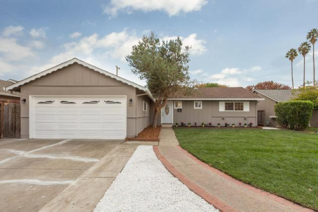 1582 Willowmont Ave, San Jose, CA 95118 (#ML81685059) :: The Goss Real Estate Group, Keller Williams Bay Area Estates