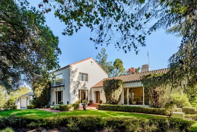 404 El Centro Rd, Hillsborough, CA 94010 (#ML81685093) :: The Kulda Real Estate Group