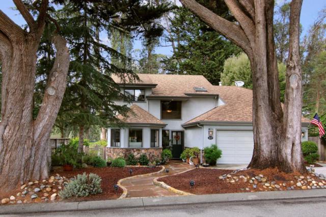 437 Los Altos Dr, Aptos, CA 95003 (#ML81685103) :: Michael Lavigne Real Estate Services