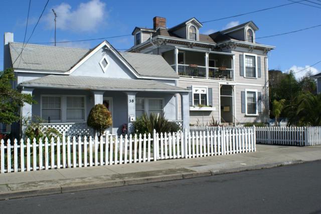 36 & 38 N Claremont St, San Mateo, CA 94401 (#ML81685113) :: The Kulda Real Estate Group