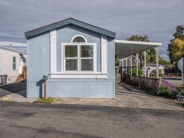 1255 38th Ave 33, Santa Cruz, CA 95062 (#ML81685323) :: Michael Lavigne Real Estate Services