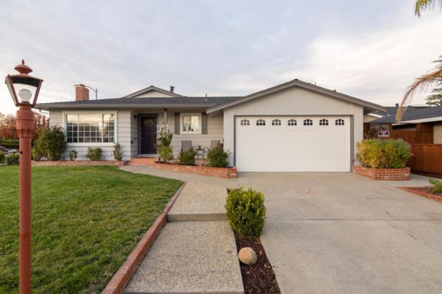 1673 Adrien Dr, Campbell, CA 95008 (#ML81685335) :: von Kaenel Real Estate Group