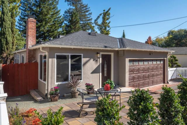 734 Neal Ave, San Carlos, CA 94070 (#ML81685577) :: The Gilmartin Group