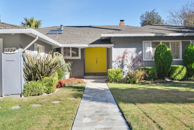 1724 Escalante Way, Burlingame, CA 94010 (#ML81686047) :: The Gilmartin Group