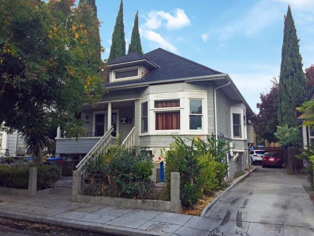 115 W William St, San Jose, CA 95110 (#ML81686257) :: The Dale Warfel Real Estate Network