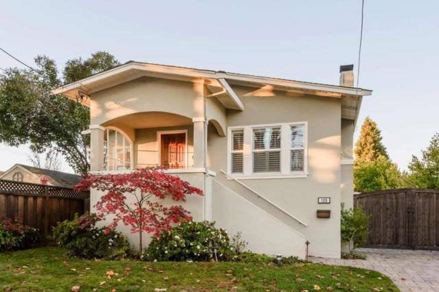 109 Stanley Rd, Burlingame, CA 94010 (#ML81686529) :: The Gilmartin Group