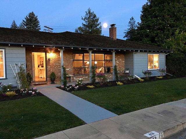 43 Stanford Ln, San Carlos, CA 94070 (#ML81686639) :: The Gilmartin Group