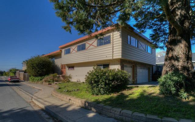 607 San Carlos Ave, El Granada, CA 94018 (#ML81686705) :: The Goss Real Estate Group, Keller Williams Bay Area Estates