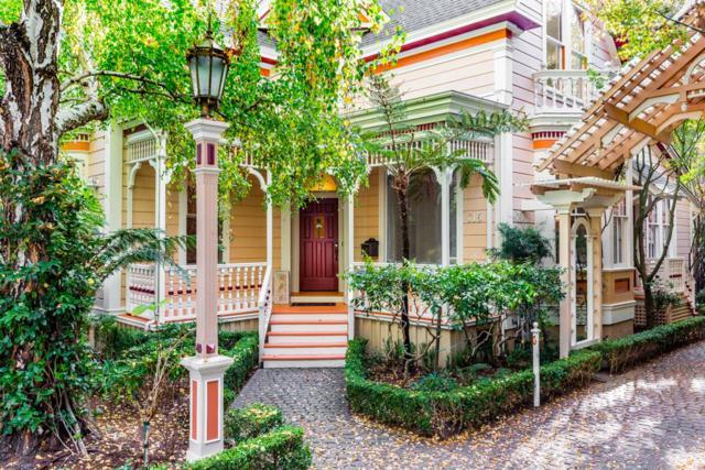 115 New St, Santa Cruz, CA 95060 (#ML81686810) :: Carrington Real Estate Services