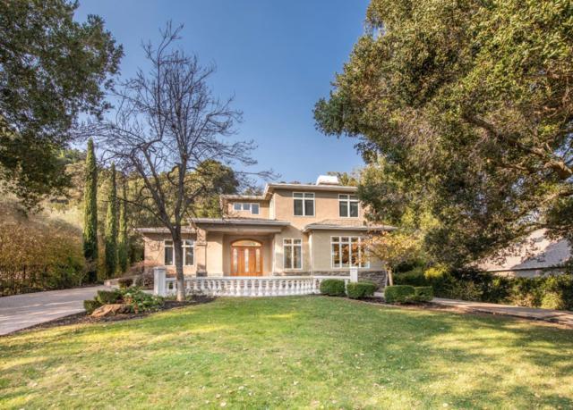 15845 Glen Una Dr, Los Gatos, CA 95030 (#ML81686828) :: Carrington Real Estate Services