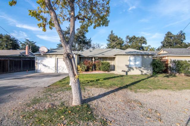 1135 Bucknam Ave, Campbell, CA 95008 (#ML81686895) :: RE/MAX Real Estate Services