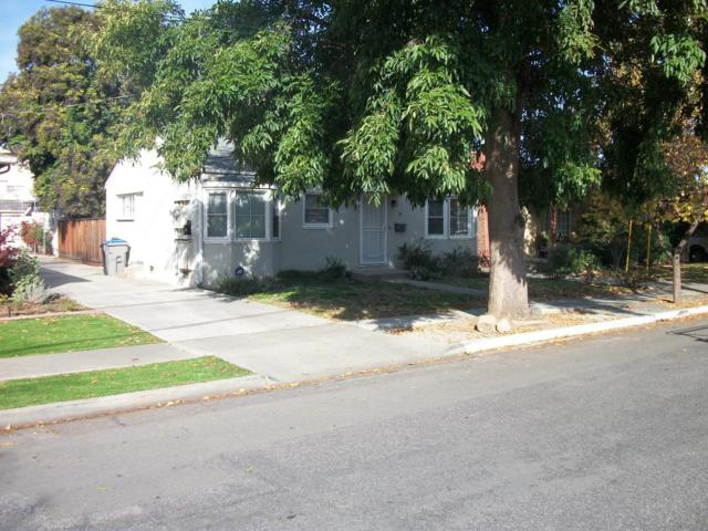 81 Lester Ave, San Jose, CA 95125 (#ML81686941) :: Carrington Real Estate Services
