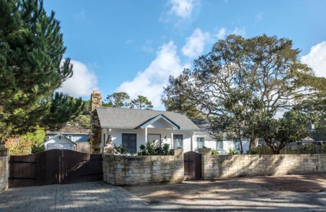 0 Santa Rita 4 Ne Of 2nd Ave, Carmel, CA 93921 (#ML81687151) :: Brett Jennings Real Estate Experts