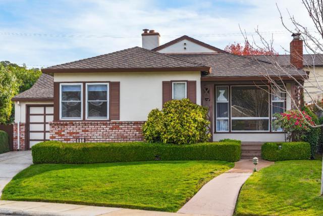 1109 Hamilton Ln, Burlingame, CA 94010 (#ML81687243) :: RE/MAX Real Estate Services