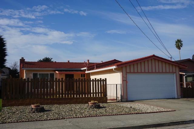 244 Marina Way, Pacifica, CA 94044 (#ML81687367) :: The Kulda Real Estate Group
