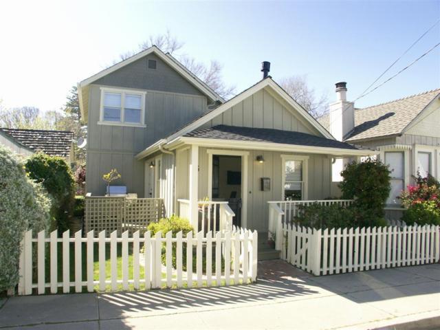 136 19th St, Pacific Grove, CA 93950 (#ML81687951) :: Astute Realty Inc