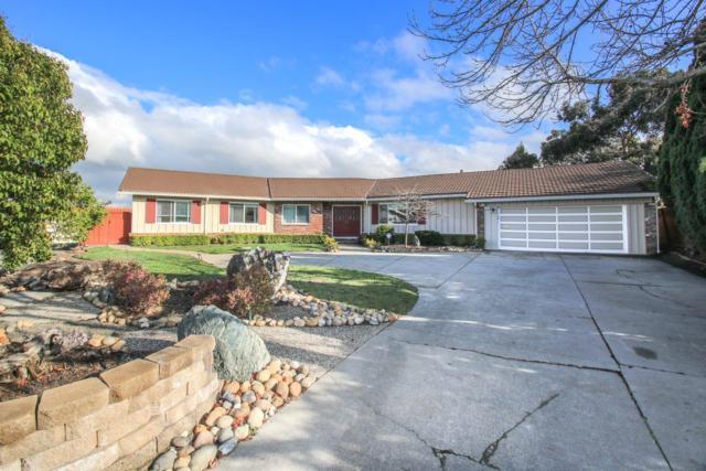 2701 Mariposa Dr, Burlingame, CA 94010 (#ML81688232) :: The Kulda Real Estate Group