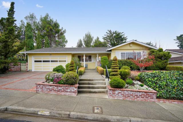 3080 Arguello Dr, Burlingame, CA 94010 (#ML81688263) :: The Kulda Real Estate Group