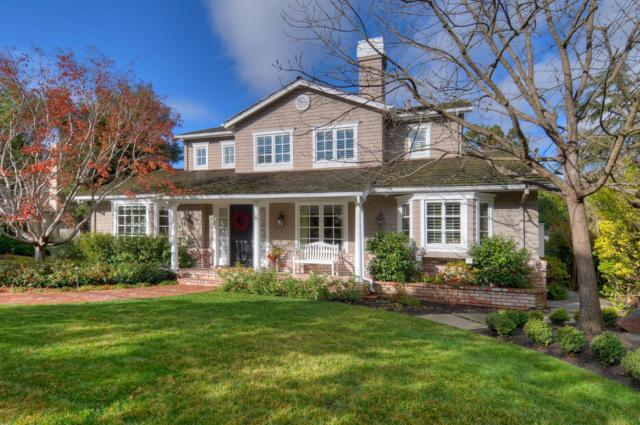 1846 Valparaiso Ave, Menlo Park, CA 94025 (#ML81688268) :: Brett Jennings Real Estate Experts