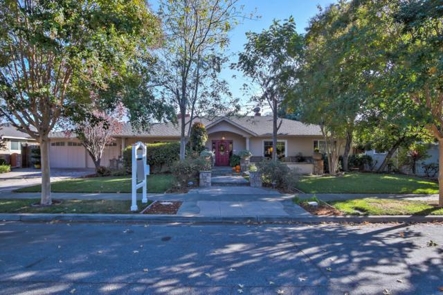 1126 Doralee Way, San Jose, CA 95125 (#ML81688292) :: Brett Jennings Real Estate Experts