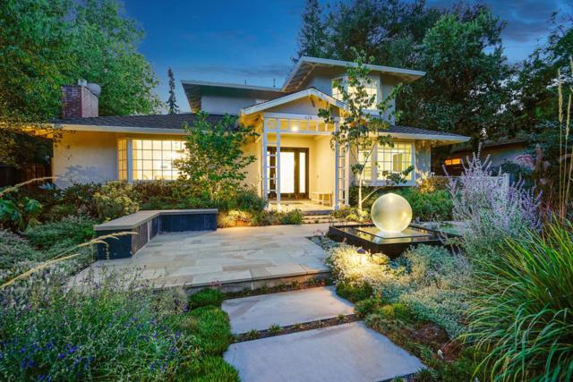 438 Chaucer St, Palo Alto, CA 94301 (#ML81688611) :: Brett Jennings Real Estate Experts