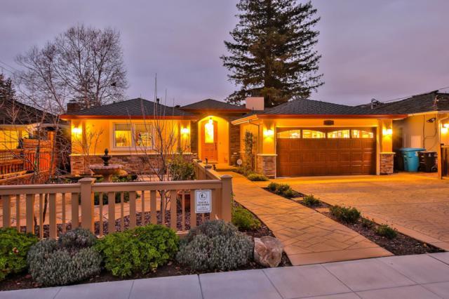 1627 Chestnut St, San Carlos, CA 94070 (#ML81688795) :: Brett Jennings Real Estate Experts