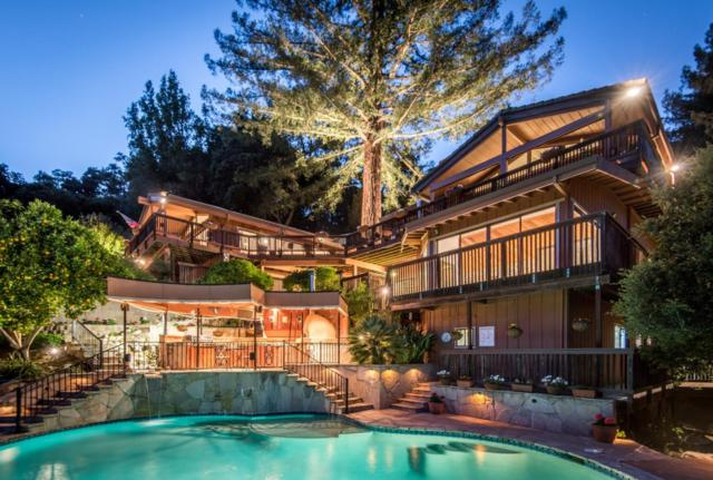 16200 Old Japanese Rd, Los Gatos, CA 95033 (#ML81688800) :: Brett Jennings Real Estate Experts
