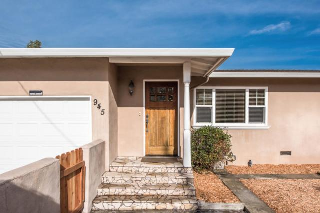 945 Hamilton Ave, Seaside, CA 93955 (#ML81688810) :: The Kulda Real Estate Group