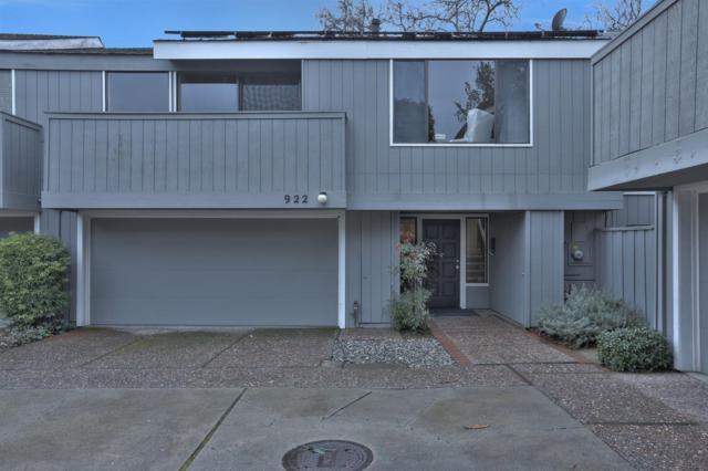 922 Menlo Ave, Menlo Park, CA 94025 (#ML81688858) :: Brett Jennings Real Estate Experts