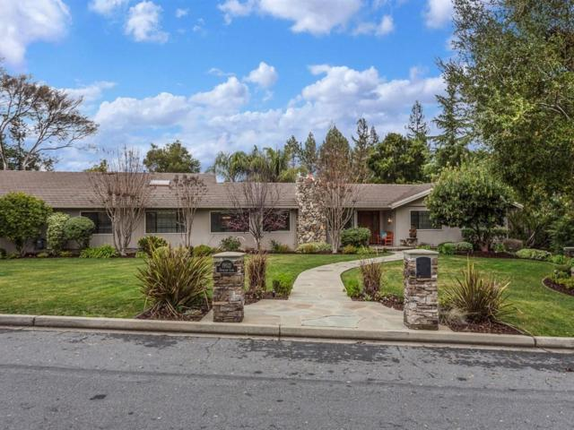 19521 Douglass Ln, Saratoga, CA 95070 (#ML81689092) :: Intero Real Estate