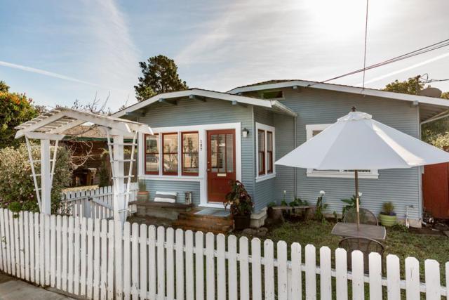 137 Pryce St, Santa Cruz, CA 95060 (#ML81689112) :: Brett Jennings Real Estate Experts