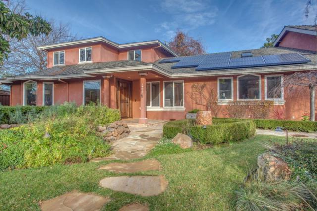 1400 Montclaire Pl, Los Altos, CA 94024 (#ML81689121) :: Brett Jennings Real Estate Experts