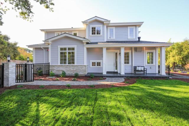 13531 Burke Rd, Los Altos Hills, CA 94022 (#ML81689179) :: The Kulda Real Estate Group