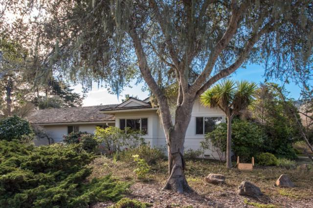1159 Alta Mesa Rd, Monterey, CA 93940 (#ML81689186) :: Brett Jennings Real Estate Experts