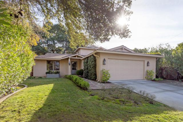 131 Calle El Padre, Los Gatos, CA 95032 (#ML81689195) :: Brett Jennings Real Estate Experts