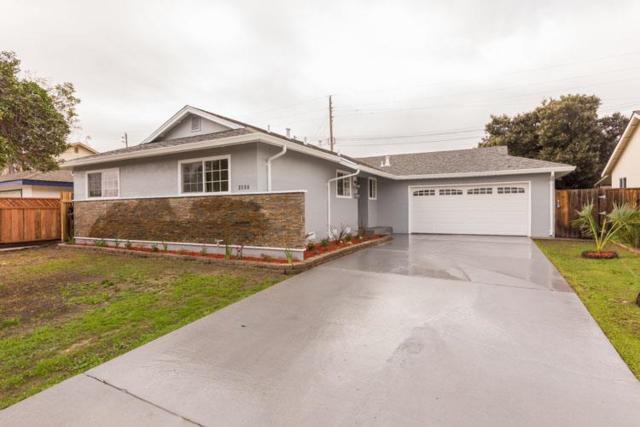 2356 Roosevelt Cir, Santa Clara, CA 95051 (#ML81689209) :: Intero Real Estate