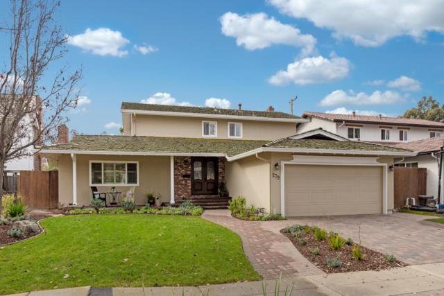 279 Gabilan Ave, Sunnyvale, CA 94086 (#ML81689255) :: Intero Real Estate