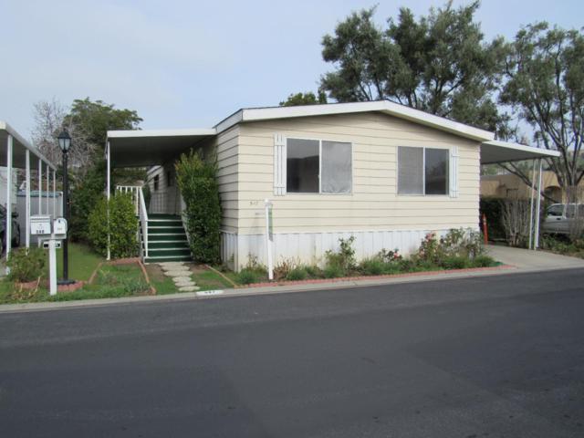 547 Mountain Home Dr 547, San Jose, CA 95136 (#ML81689289) :: The Goss Real Estate Group, Keller Williams Bay Area Estates