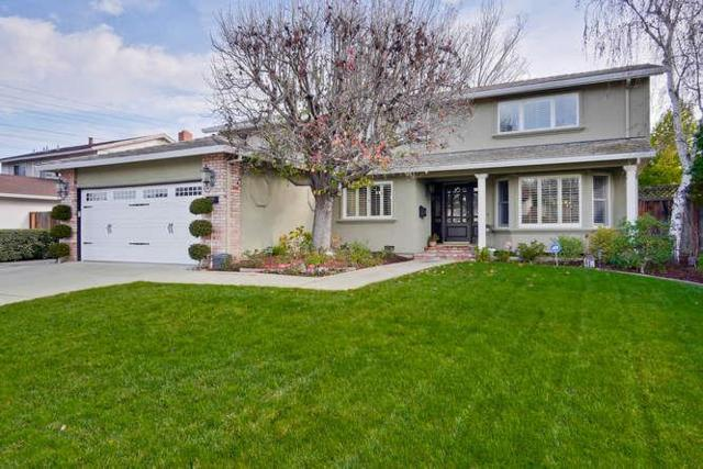 6064 Knoll Park Ct, San Jose, CA 95120 (#ML81689312) :: The Goss Real Estate Group, Keller Williams Bay Area Estates