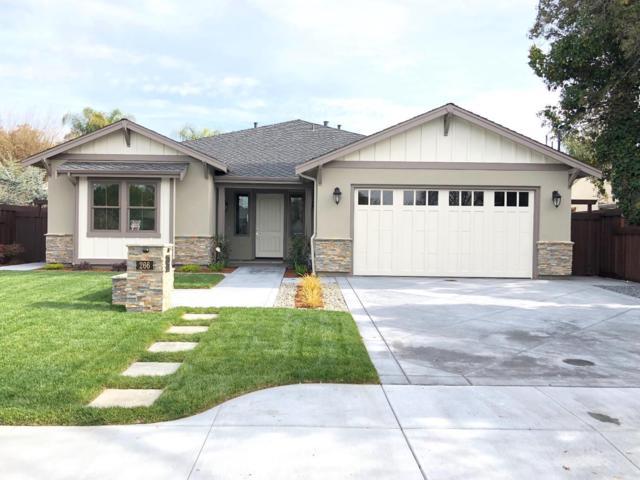 266 Douglane Ave, Santa Clara, CA 95050 (#ML81689391) :: Intero Real Estate