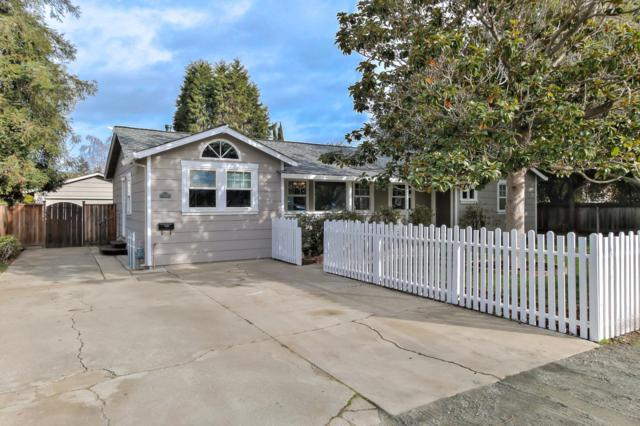 918 Marilyn Dr, Mountain View, CA 94040 (#ML81689401) :: Intero Real Estate