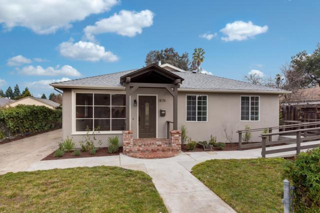 1874 Villa St, Mountain View, CA 94041 (#ML81689409) :: Intero Real Estate