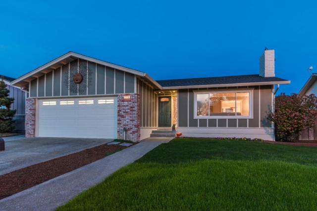 270 Shelter Cove Dr, El Granada, CA 94019 (#ML81689418) :: The Kulda Real Estate Group