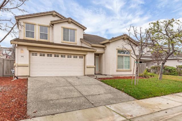 200 Bombay Cir, Sacramento, CA 95835 (#ML81689604) :: Astute Realty Inc