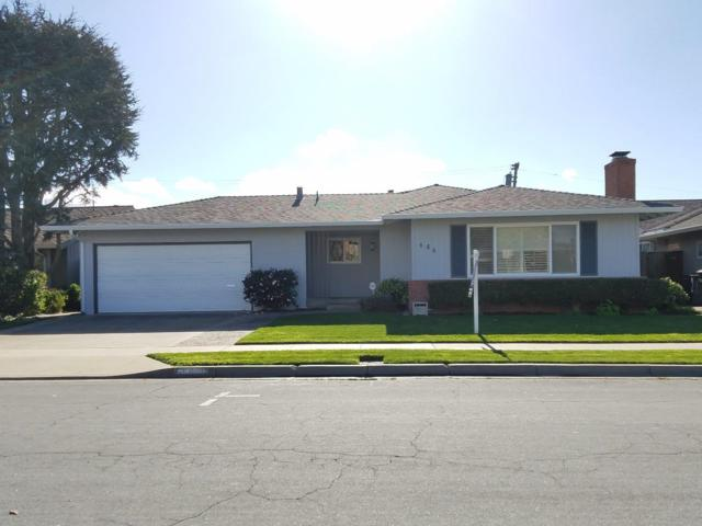 646 Santa Cruz Ave, Salinas, CA 93901 (#ML81689710) :: The Goss Real Estate Group, Keller Williams Bay Area Estates