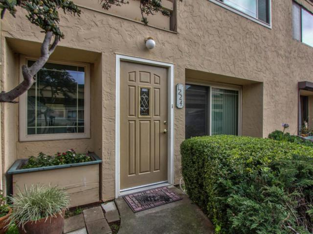 1224 Trinity Ave 14, Seaside, CA 93955 (#ML81689877) :: The Kulda Real Estate Group