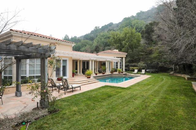 11841 Francemont Dr, Los Altos Hills, CA 94022 (#ML81690472) :: Astute Realty Inc